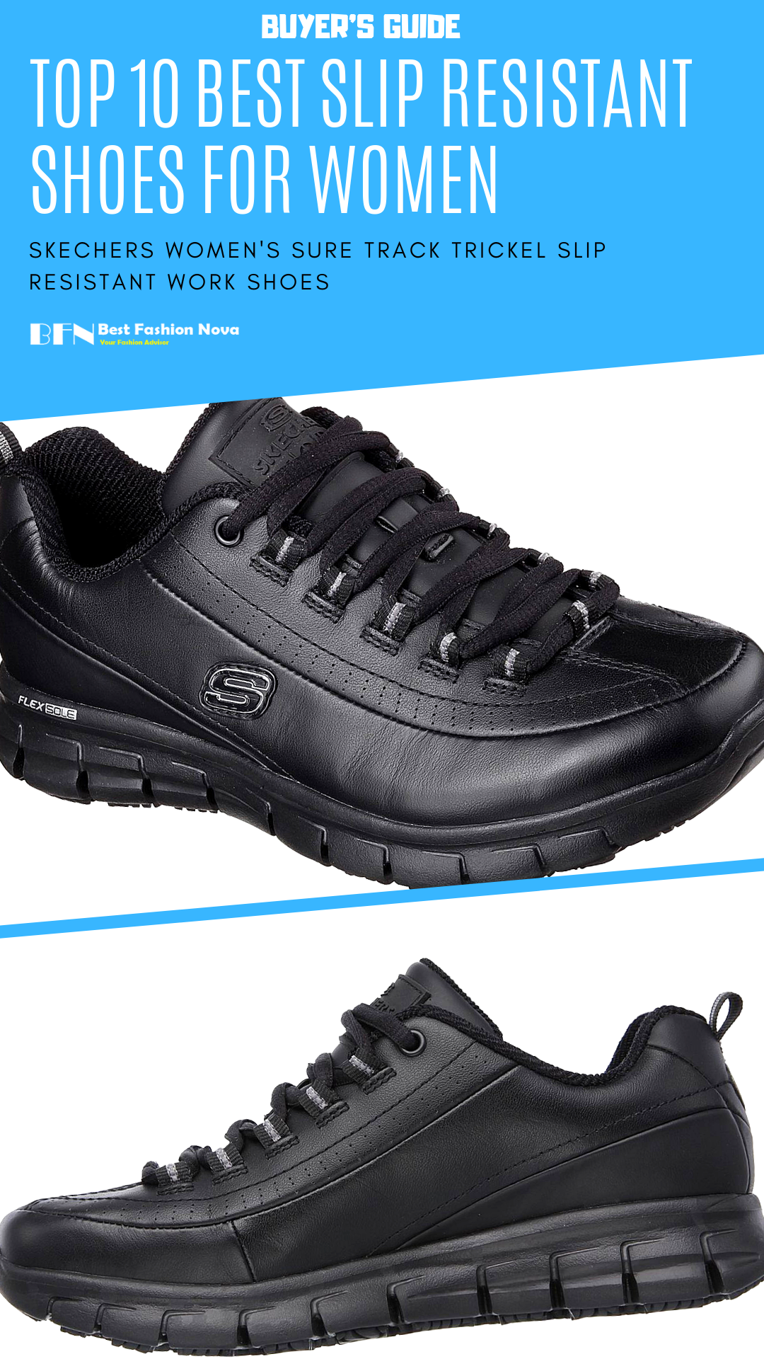 Best Slip Resistant Shoes