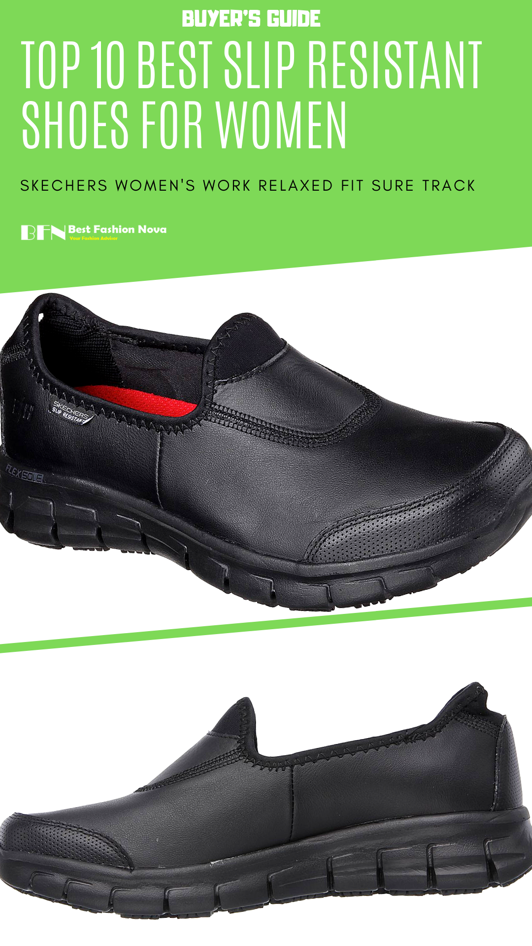 slip resistant shoes for women