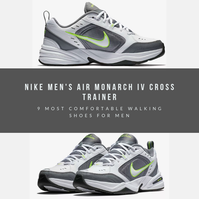Most comfortable walking shoes for men