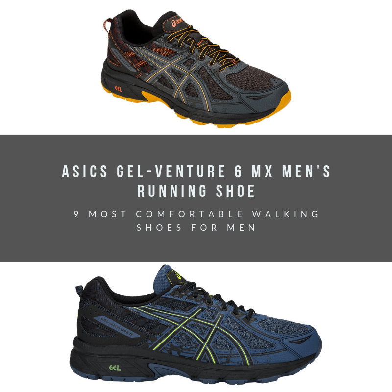 most comfortable walking shoes