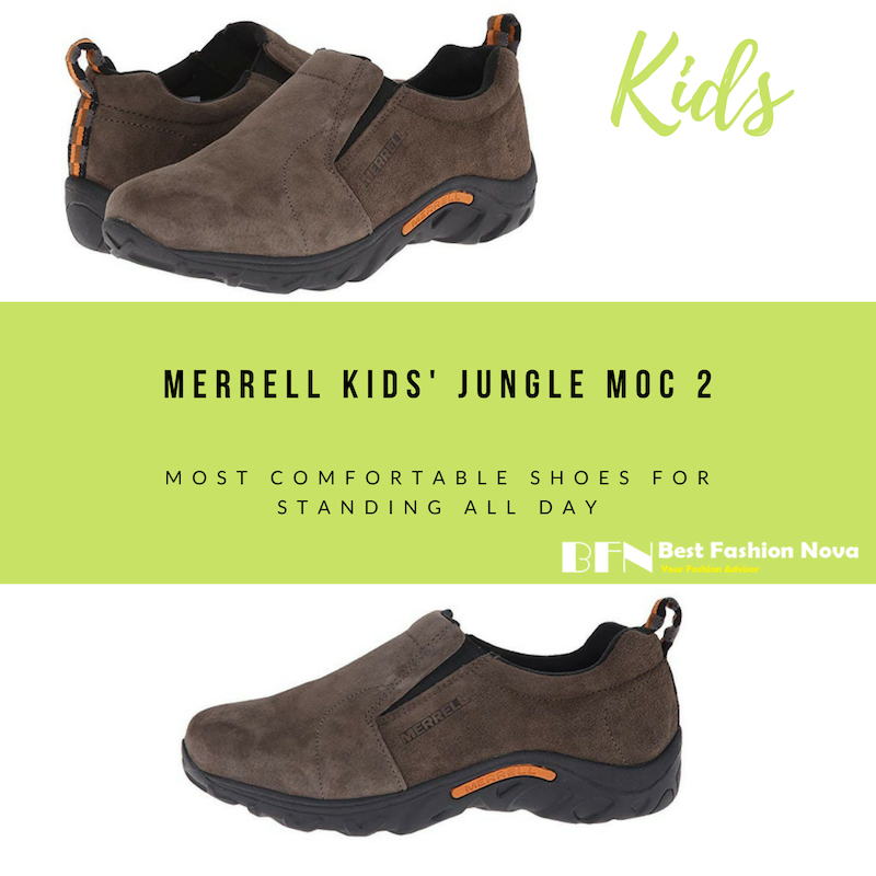 most comfortable shoes for standing all day for kid