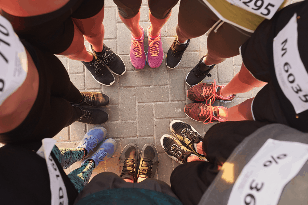 Differences Between Running And Training Shoes