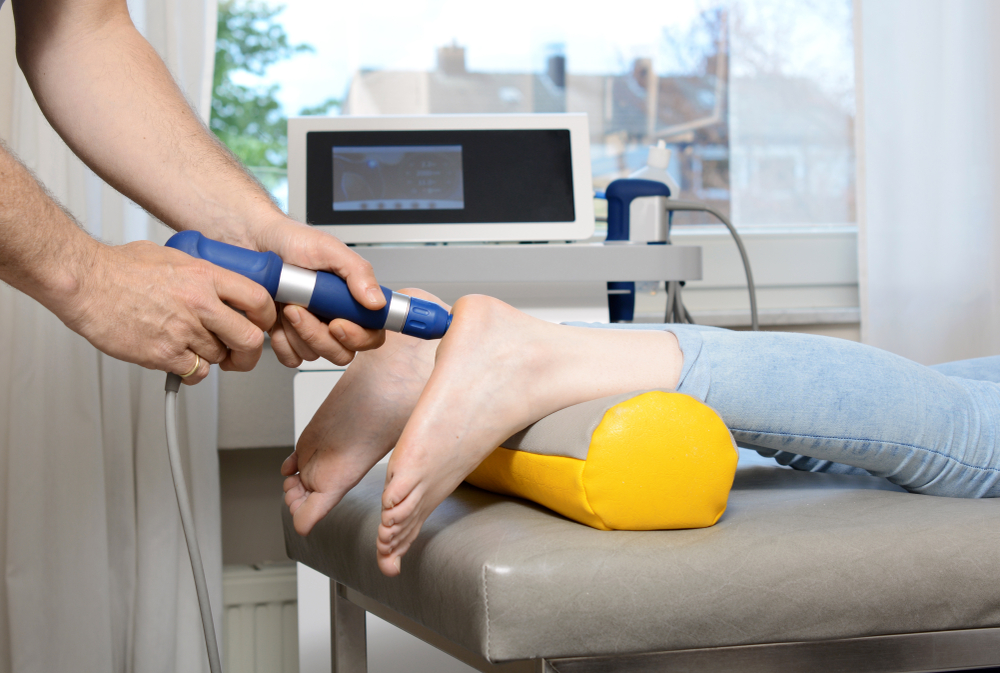Plantar-Fasciitis-Extracorporeal-Shock-Wave-Treatment