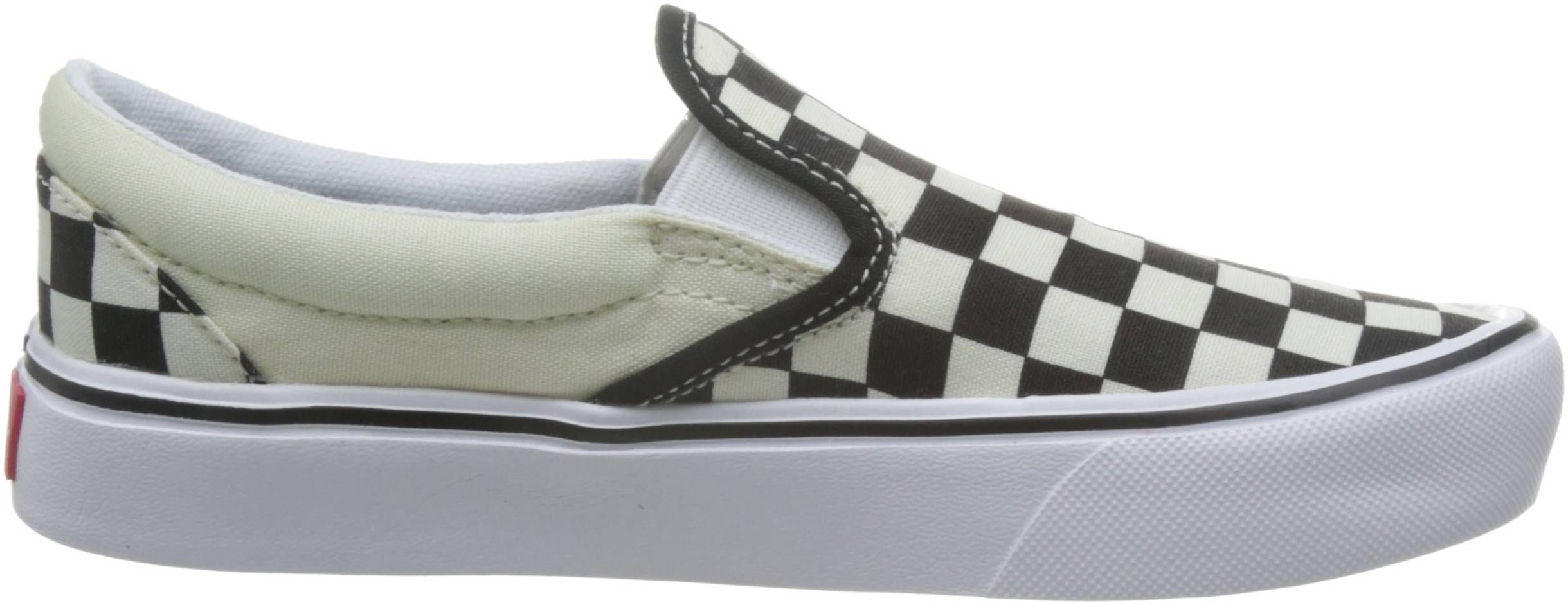 best-shoes-for-college-Vans Unisex Classic (Checkerboard ) Slip-On Skate Shoe