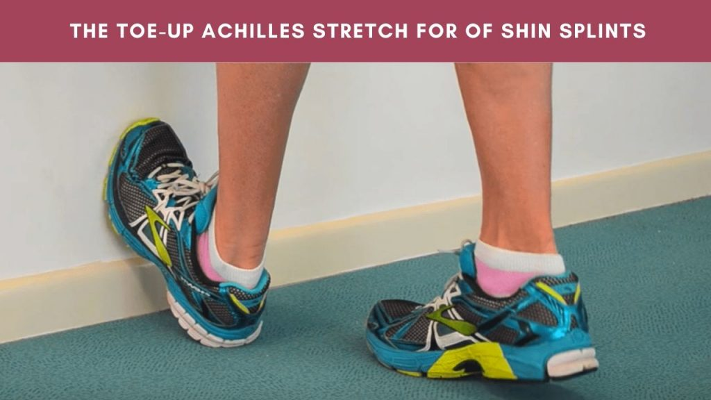 how to heal shin splints fast