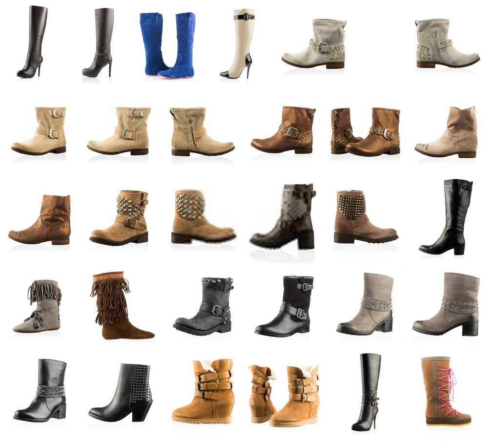 type-of-boots