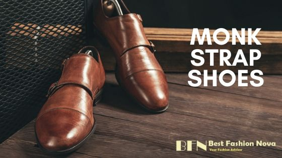 types-of-shoes-for-men-Monk-strap-shoes