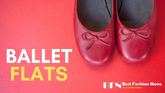 types-of-shoes-for-women-Ballet-Flats