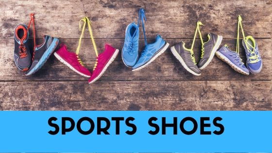types-of-shoes-sports-shoes