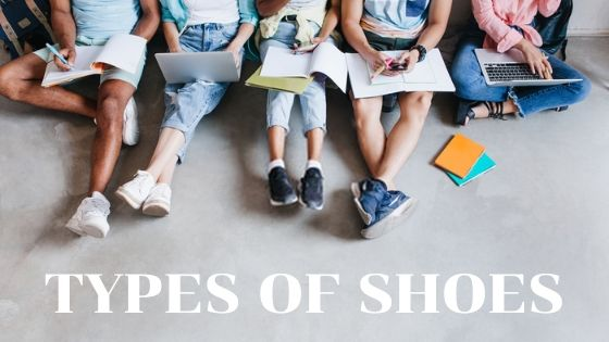 types-of-shoes