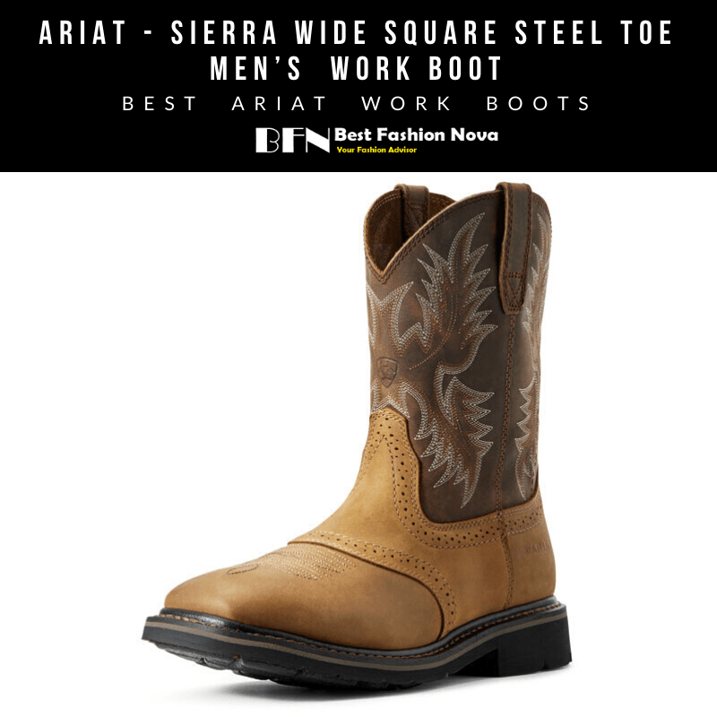 best-ariat-work-shoes