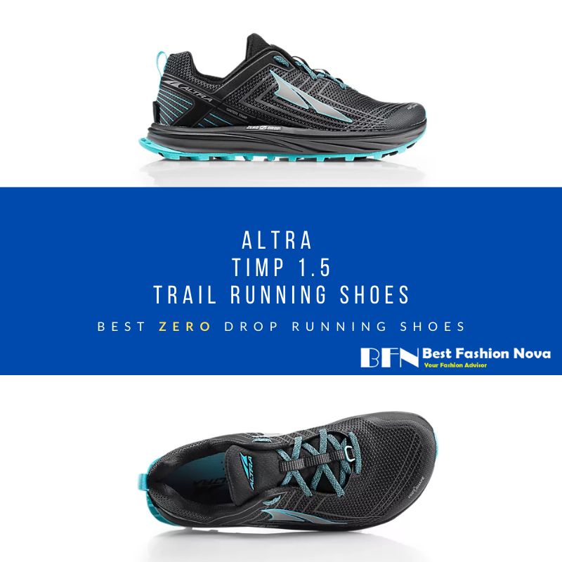 best zero drop trail running shoes