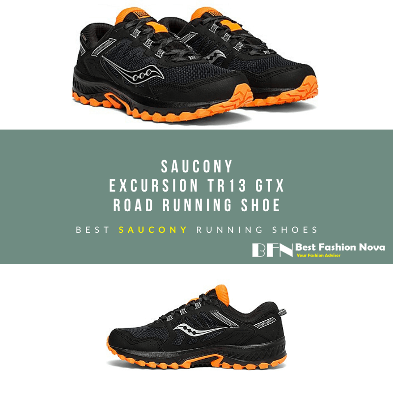 saucony excursion running shoes quality